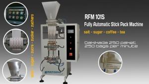 Machine de Conditionnement et de Remplissage de Paquet Sticker