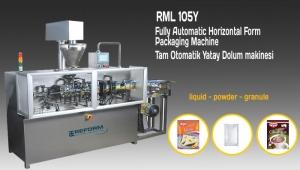 Machine Full Automatique de Remplissage Horizontale